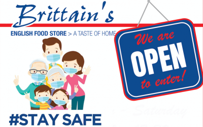 Stay Safe with Brittain's