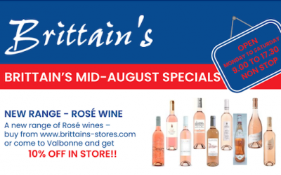 Home Stores Mid August Specials